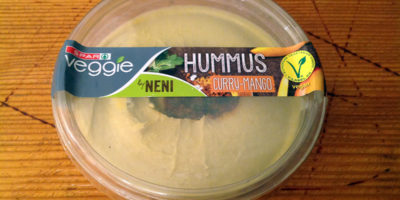 Veggie By Neni Hummus Curry Mango