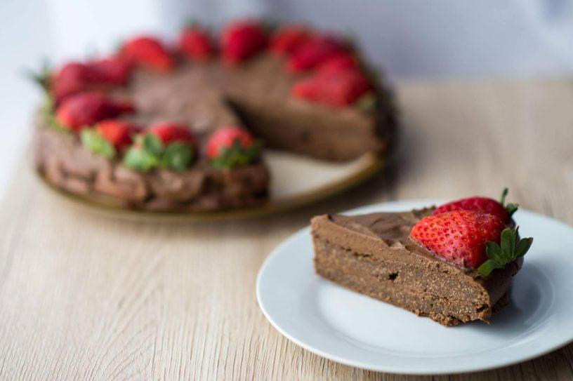 Čokoladna torta od kvinoje