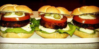Vegan burgeri by Ivana Nikolić