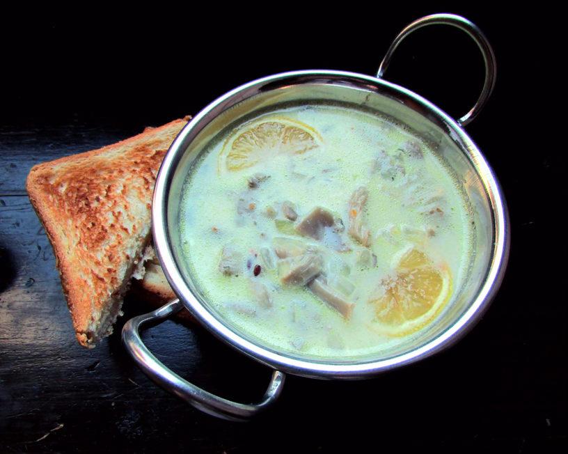 Supa sa bukovačama