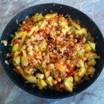 Azijski stir fry / sataraš