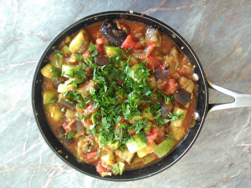 Mediteransko povrće u umaku