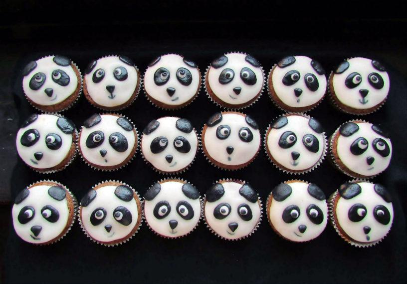 Panda mafini