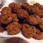 Veganski kolačići sa zobenim pahuljicama i cimetom