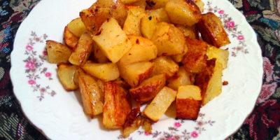 Aromatični krompirići