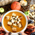Granny's smashing pumpkin soup